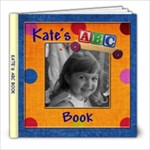 revkateABC - 8x8 Photo Book (20 pages)
