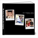 We Three Peas 1st Chapter - 8x8 Photo Book (20 pages)
