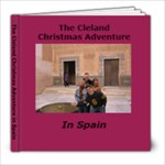 spain book 2 - 8x8 Photo Book (30 pages)