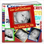 crews book - 12x12 Photo Book (20 pages)
