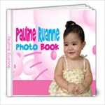 pauline ruanne - 8x8 Photo Book (30 pages)