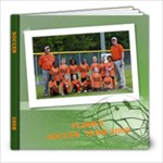 Soccer 2008 - 8x8 Photo Book (20 pages)