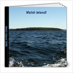 Lake W3 - 8x8 Photo Book (20 pages)