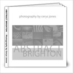 Abstract Brighton - 8x8 Photo Book (30 pages)
