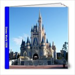 Disney 2008 Photobook - 8x8 Photo Book (20 pages)