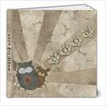 2008 Pet Album - 8x8 Photo Book (20 pages)