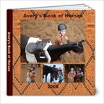 Horses - 8x8 Photo Book (20 pages)