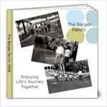 barger gift - 8x8 Photo Book (20 pages)