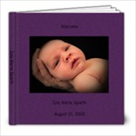 Welcome Isla Marie Spieth - 8x8 Photo Book (20 pages)