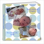 Noah Good Book - 8x8 Photo Book (20 pages)