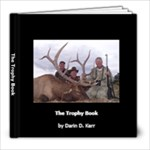 The Trophy Book  - 8x8 Photo Book (20 pages)