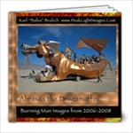 39 page Abraxas Burning Man Book 8x8 inches - 8x8 Photo Book (39 pages)