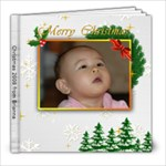 Brianna 2 - Xmas - 8x8 Photo Book (30 pages)