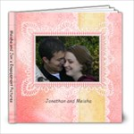 Love Book Wedding/Engagement - 8x8 Photo Book (20 pages)