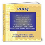 LA 2004 FR - 8x8 Photo Book (20 pages)