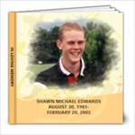 SHAWN - 8x8 Photo Book (20 pages)