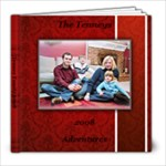 vTenney2008 - 8x8 Photo Book (20 pages)