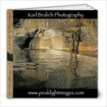 39 page Yosemite Book - 8x8 Photo Book (39 pages)
