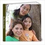 carmen - 8x8 Photo Book (20 pages)