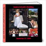 wedding book done1 - 8x8 Photo Book (30 pages)