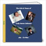 Cody 1 - 8x8 Photo Book (30 pages)