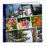 Summer Fun 2008 - 8x8 Photo Book (20 pages)