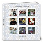 grannys album - 8x8 Photo Book (20 pages)