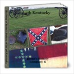 5th Kentucky, Byrne s Battery - 8x8 Photo Book (20 pages)