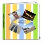 Surfers Paradise - 8x8 Photo Book (30 pages)