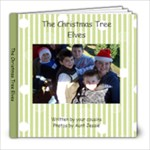 the christmas elves - 8x8 Photo Book (20 pages)