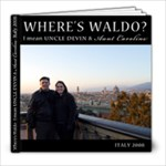 Where s Waldo - Italy - 8x8 Photo Book (20 pages)