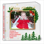 Terra Christmas 2008 - 8x8 Photo Book (20 pages)