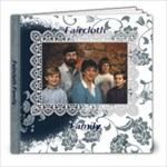 Faircloth Family - 8x8 Photo Book (30 pages)