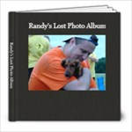 Randy s Xmas Album - 8x8 Photo Book (20 pages)