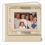 Our Family - 8x8 Photo Book (20 pages)