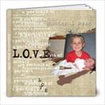 DAD - 8x8 Photo Book (20 pages)