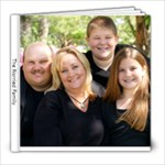The Norried Family Photo Book - 8x8 Photo Book (20 pages)