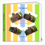 court beach - 8x8 Photo Book (20 pages)