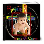 Ryan s World of Colors - 8x8 Photo Book (20 pages)