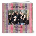 grandmothers abc - 8x8 Photo Book (30 pages)