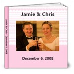 Wedding Album - 8x8 Photo Book (20 pages)