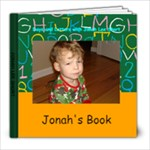 jonahs book - 8x8 Photo Book (20 pages)