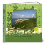 Marthas Vineyard 2008 - 8x8 Photo Book (20 pages)