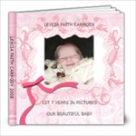 Lexcia s photo book - 8x8 Photo Book (20 pages)