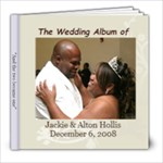 The Wedding Book - 8x8 Photo Book (20 pages)