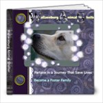 Animal Shelter Photobook - 8x8 Photo Book (20 pages)
