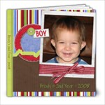Brody s 2nd Year - 8x8 Photo Book (20 pages)
