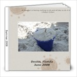 destin2 - 8x8 Photo Book (20 pages)