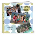 Seagrove Beach - 8x8 Photo Book (20 pages)