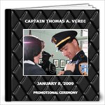 CAPTAIN VERDI - 12x12 Photo Book (20 pages)